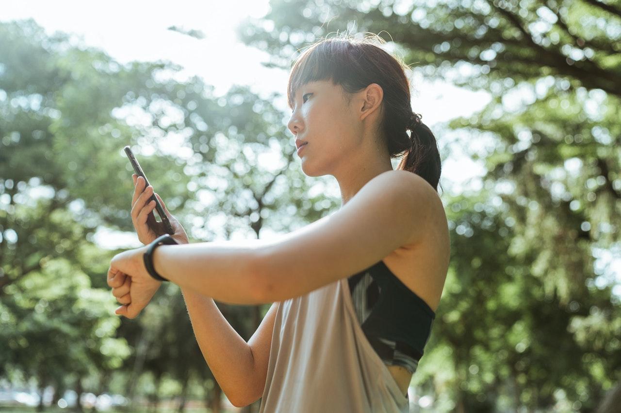 fitness app track health